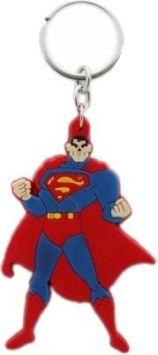 Indigo Creatives Superman Full Body smart Keychain Key Chain