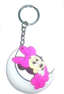 Indigo Creatives Minnie Mouse girls mickey keychain Key Chain