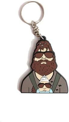 Graphicurry Hangover Key Chain