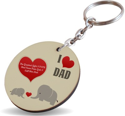 SKY TRENDS GIFT The Greatest Gifts I Ever Had Came From God SpecialGifst For Father's Day Key Chain