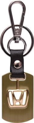 Prime Traders Honda Metal Logo Key Chain