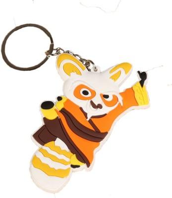Bidheaven Kung Fu Panda 3 Master Shifu PVC Figure Key Chain
