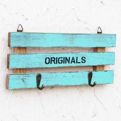 Gifts By Meeta Originals Wall Hooks Wooden Key Holder