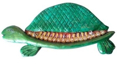 Chitra Handicraft Tortoise Key Holder Wooden Key Holder