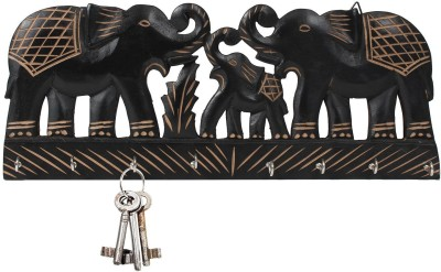 Store Indya Wooden Key Holder