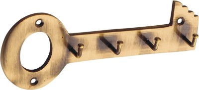 Sedan Brass Key Holder