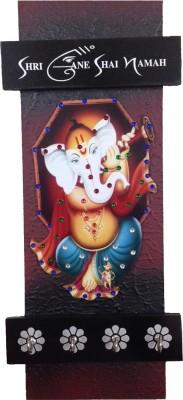 A To Z Sales AZ104BR Wooden Key Holder