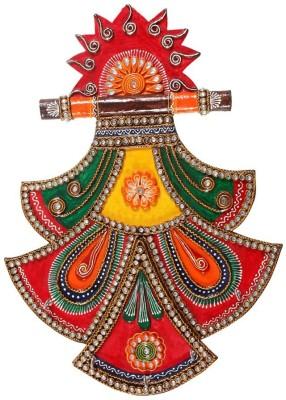 My DT Lifestyle Pankhi Wooden Key Holder