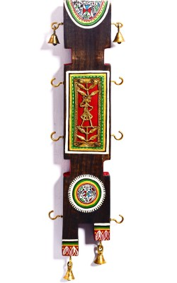 Aapno Rajasthan Wooden Key Holder