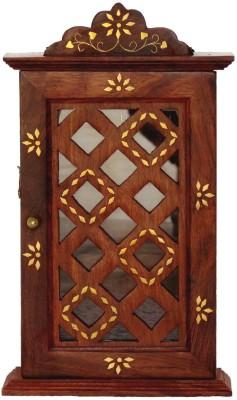 sparkle india Wooden Key Holder