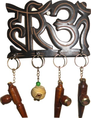 Shubham Exports Wooden Key Holder
