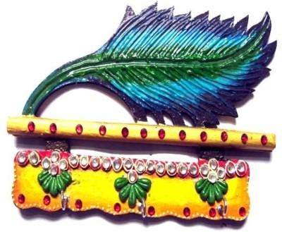 Chitra Handicraft Wooden Key Holder