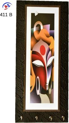 A To Z Sales AZ411B Wooden Key Holder