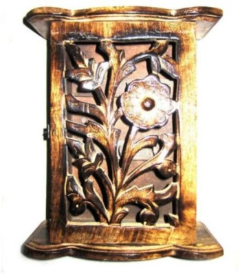 Craftatoz Wooden Key Holder