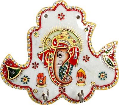 Aapno Rajasthan Marble Key Holder