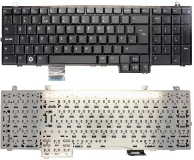 Exilient Dell Studio 1735 1737, 0TR334, TR334, NSK-DD001 Laptop Keyboard Replacement Key