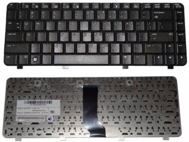 TetraByte COMPAQ PRESARIO V3430TU, V3431AU Laptop Keyboard Replacement Key