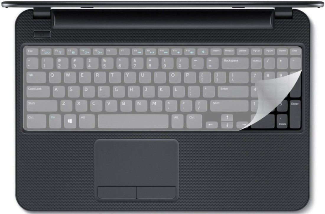 Generix Keyguard For Lenovo U41-70 14 inch Laptops Keyboard Skin Image