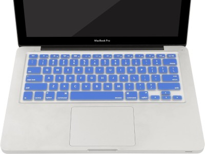 iFyx ima13-bl Macbook Air 13 13.3 inch Keyboard Skin(Blue)