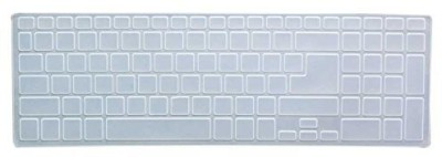 Saco Silicone Chiclet Protector Cover Fit for Acer ES1-512 NX.MRWSI.003 Laptop Keyboard Skin
