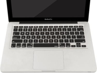 Saco Silicone Chiclet Protector Cover Fit for Apple MacBook Pro MF841HN/A Laptop Keyboard Skin