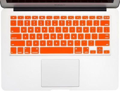 iFyx ima13-or Macbook Air 13 13.3 inch Keyboard Skin(Orange)