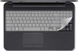 Bronbyte Keyguard Protector For Acer E5-574G-77RN Notebook (NX.G9CSI.001) (15.6 Inch) Laptop Keyboard Skin