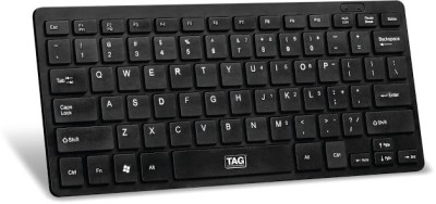 TAG Chocolate Wired USB Laptop Keyboard