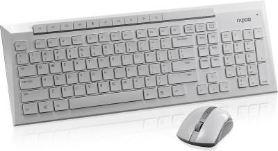 Rapoo 8200P Wireless Laptop Keyboard