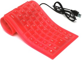 Redeemer flexo Wired USB Flexible Keyboard