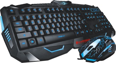 Marvo KM 400 Scorpion Wired USB Gaming Keyboard