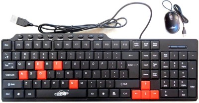 Ad Net Ad-512 Wired USB Laptop Keyboard