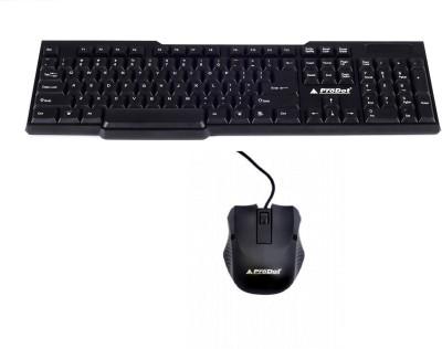 ProDot KB207 Wired USB Laptop Keyboard