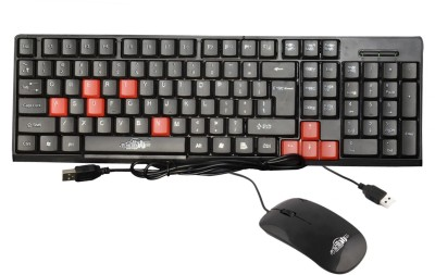 Ad-Net Ad-510 Wired USB Laptop Keyboard