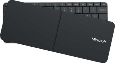Microsoft Wedge Mobile Bluetooth Laptop Keyboard