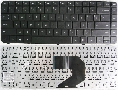 HP HP PAVILION G6-1200TX, G6-1201AU Laptop Keyboard Replacement Key Internal Laptop Keyboard(Black) at flipkart