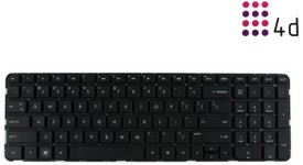 4d HP-DV6-7000 Internal Laptop Keyboard