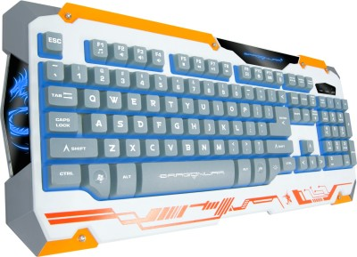 Dragon War X Q3 Gaming Keyboard and Mouse Combo Wired USB Gaming Keyboard
