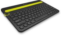 Logitech K480 Bluetooth Multi-device Keyboard(Black)
