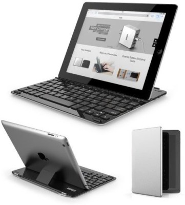 Anker AK-98AP9804U-BTA Bluetooth, Wireless Tablet Keyboard