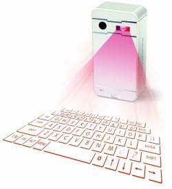 Tuzech Immart Bluetooth Virtual Keyboard