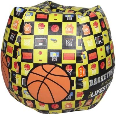 ORKA Sports Series Leatherette S Teardrop Kid Bean Bag