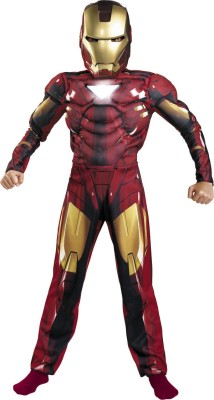 Fancydresswale Iron Boy Kids Costume Wear