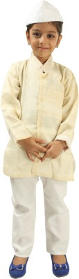 Fancydresswale Nehru Ji Kids Costume Wear