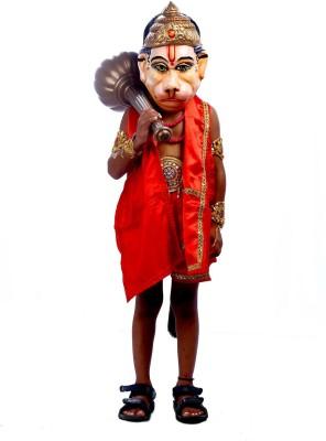 SBD Lord Hanuman Kids Costume Wear