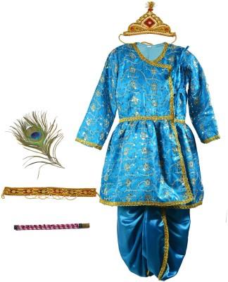 Pakhi Fashions Krishna Kids Costume Wear