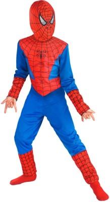 Fancydresswale spiderman Kids Costume Wear