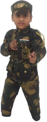 Fancydresswale Commando Kids Costume Wear