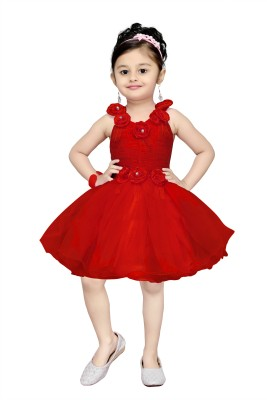 b1bb944c33157 Aarika Christmas Special Pari Frock Kids Costume Wear Best Price in ...