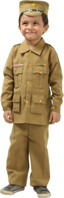 Fancydresswale Police Kids Costume Wear